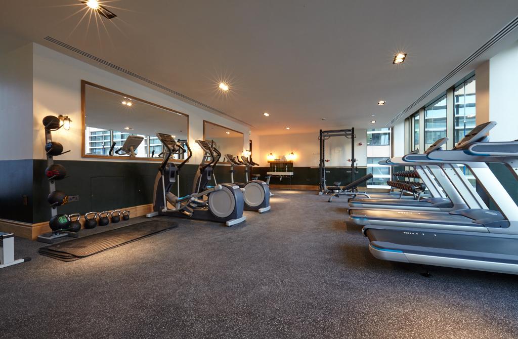 fitness suite clayton hotel cambridge