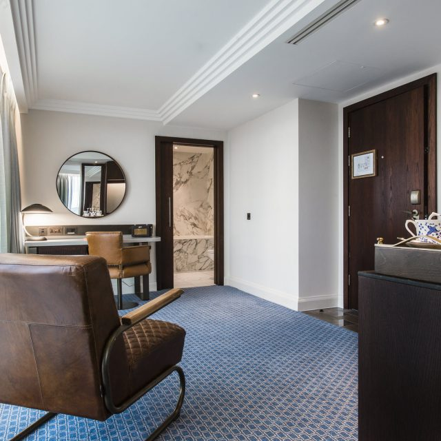 Executive suite amenities clayton hotel cambridge