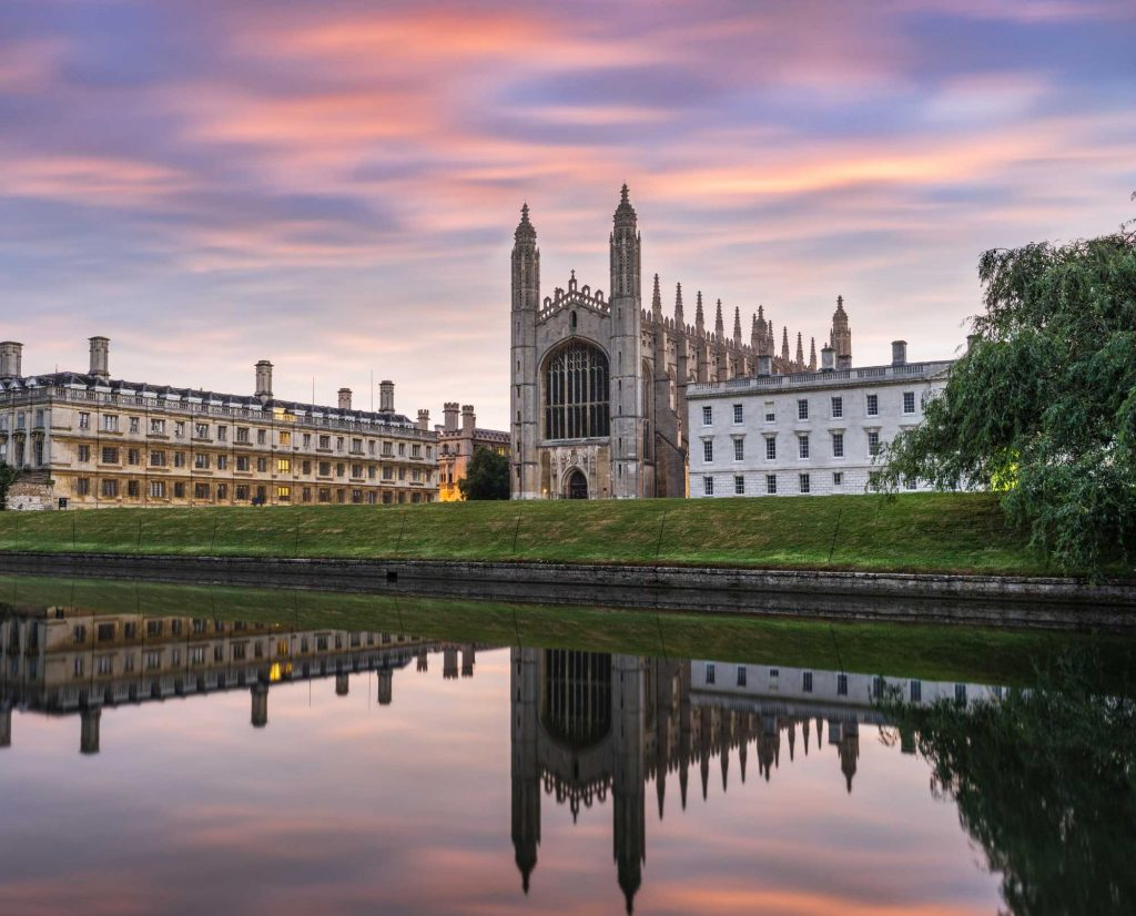 hotel near kings college cambridge