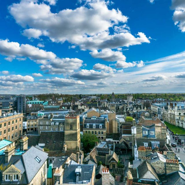 rooftop view cambridge