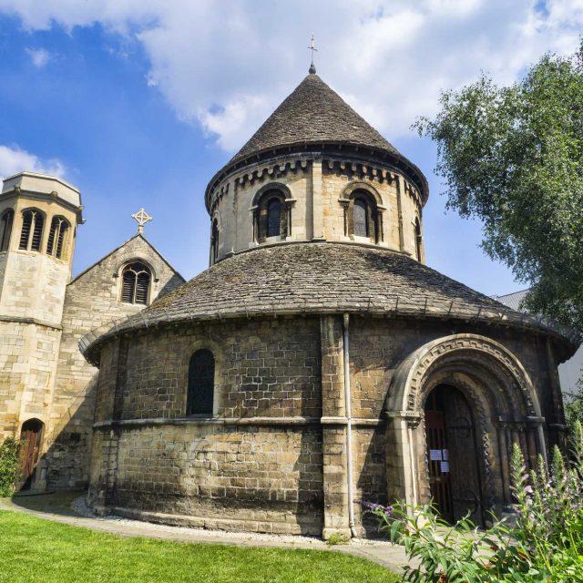 hotels near historic churches of cambridge