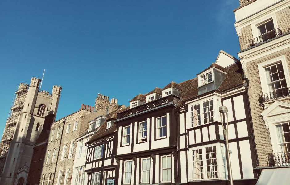 historic buildings cambridge
